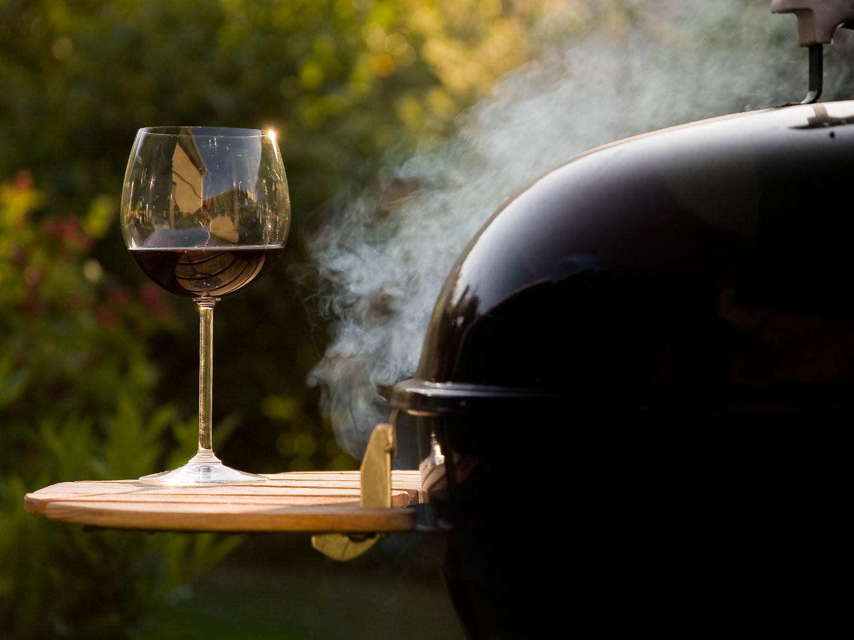 De perfecte wijn bij een barbecue
