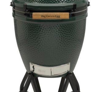Big Green Egg Large + Integgrated Nest+Handler -