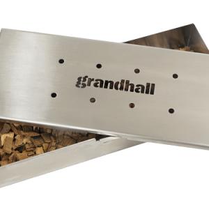 Grandhall Smokerbox RVS -