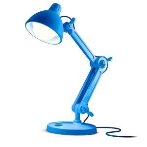 Mal Lummel Lamp Blauw
