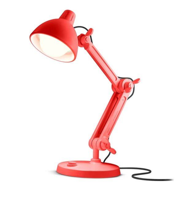 Mal Lummel Lamp Rood -