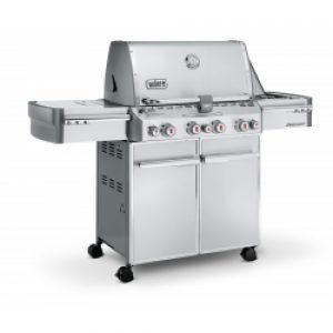 Summit® S-470 GBS Gas Grill (stainless)