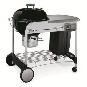 Weber Performer Deluxe GBS System Edition 57 cm Black -