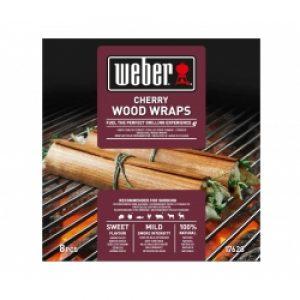 Weber® Wood Wraps Cherry