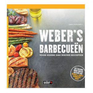 """Boek: """"Weber's Barbecueën: voor iedere dag nieuwe recepten"""" -"""