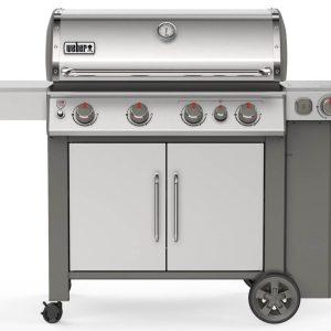 Weber Genesis II S-435 GBS RVS -