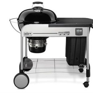 Weber Performer Premium GBS System Edition 57 cm Black -