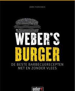 "Boek: ""Weber's Burger"" -"