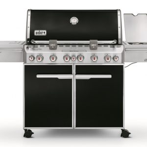 Weber Summit E-670 GBS System Edition Black -