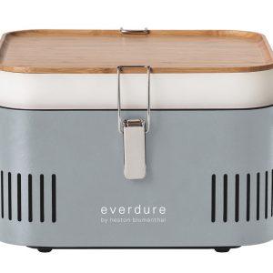 Everdure Cube Grijs -