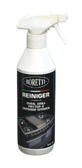 Boretti BAC 40 Oven/Fry-Top reiniger -