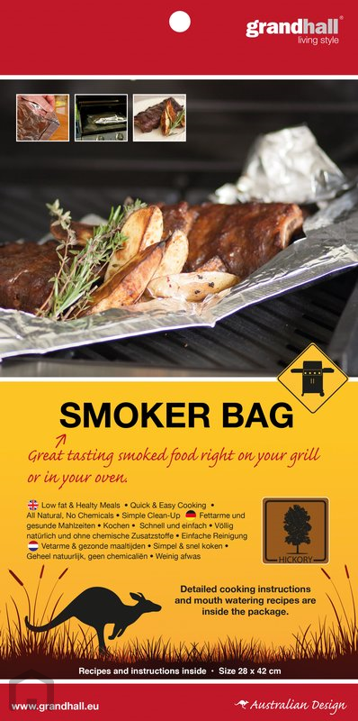Grandhall Smokerbag - Hickory -